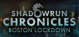 Shadowrun Chronicles: Boston Lockdown für 10,19€ @ HumbleStore