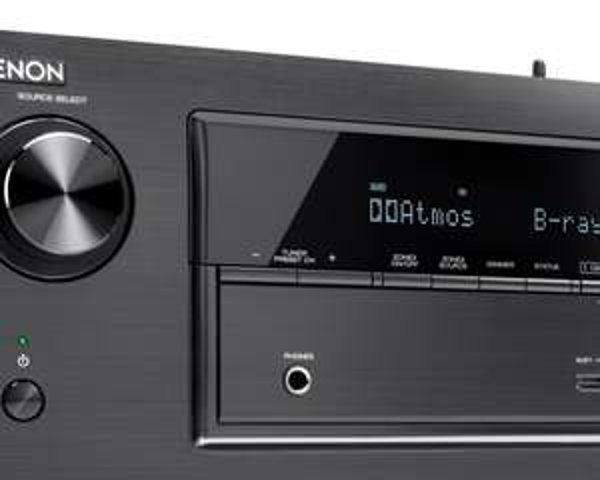 Denon X-3200 AV Receiver (Dolby Atmos, dtsX, WLAN, Bluetooth, Spotify Connect)  bei Otto zum geschmeidigen Kurs