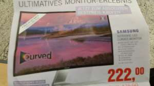 Samsung  S27D590C LED Curved Monitor