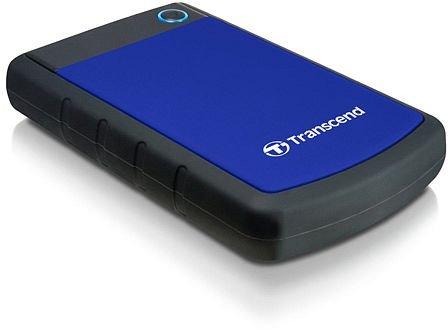 [Voelkner] Transcend StoreJet 25H3B 1TB für 48,38€ oder Transcend StoreJet 25M3 1TB für 51,48€ (2,5'', USB 3.0, Anti-Schock)