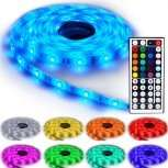 NINETEC LED Strip Band RGB 5 Meter Flash30 IP65 @ heuer-gmbh.com [21,80€]