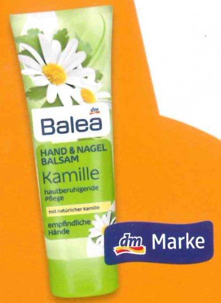 [DM] gratis Hand & Nagel Balsam Kamille (125 ml)