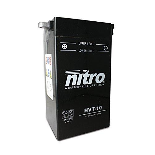 [Amazon.de-Prime] NITRO HVT 10 -N- Batteries, Schwarz (Preis inkl. EUR 7,50 Pfand)