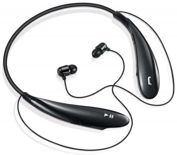 [Amazon.de-Prime] LG HBS-800 Tone Ultra Bluetooth Stereo Headset schwarz