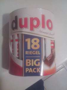 [Kaufland] Duplo Big Pack 18 Riegel