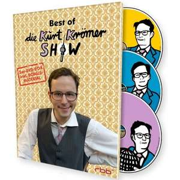 [eBay] Kurt Krömer Show - Best of [3 DVDs] | DVD | gebraucht