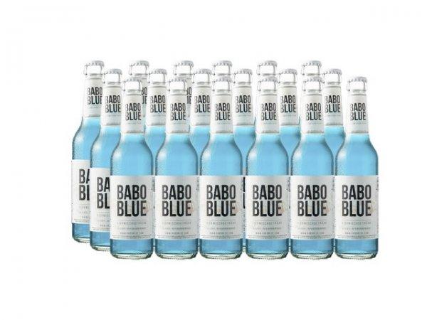 Babo Blue -> Blaues Bier (14 Flaschen) für 11,98€ bei Bier Deluxe