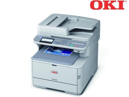 [Ibood] OKI MC342dn Farblaser-Multifunktionsgerät (A4, 4-in-1, Drucker, Kopierer, Scanner, Fax, Duplex, Netzwerk, USB, ADF) für 235,90€ inc. Versand