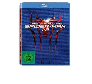 (Saturn online) The Amazing Spider-Man , The Amazing Spider-Man 2: Rise of Electro - (Blu-ray) für 9,99 €