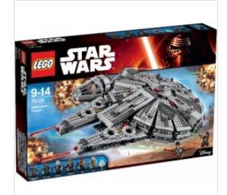 [Geht immer noch] LEGO Star Wars Millennium Falcon 75105 @subeto-kids.de ab 114,99 €