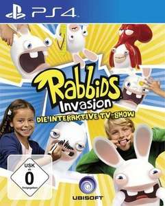 [ebay]  Rabbids Invasion: Die interaktive TV Show (PS4)