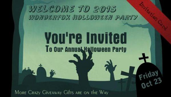 WonderFox Halloween 2015 - WonderFox DVD Video Converter