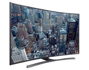 [AYN/Alternate] Samsung UE40JU6550 101 cm (40 Zoll) Curved Fernseher (Ultra HD, Triple Tuner, Smart TV)
