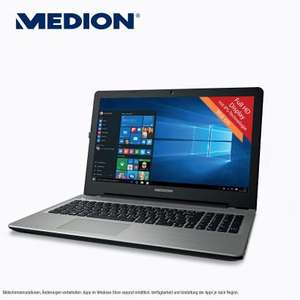 [ALDI] 15,6 Zoll Notebook MEDION AKOYA E6418 mit i5-5257U + 128 GB SSD + 1 TB HDD + Full-HD-IPS-Display+ 3 Jahre Garantie ab 29.10.2015