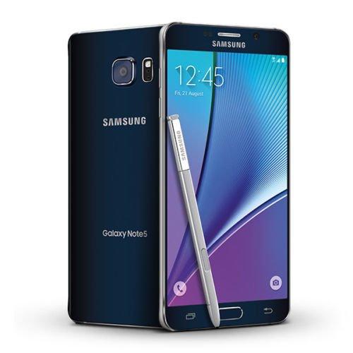 Samsung Galaxy Note 5 32GB Black Sapphire