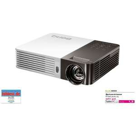 [Hardwareversand.de] BenQ GP20 LED Beamer / 1280x800p / 700ANSI-Lumen für 140,99€