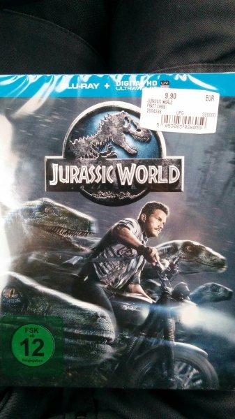 Jurassic World [Blu Ray] MM Eschweiler