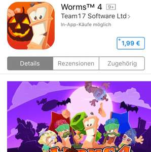 [IOS] Worms 4