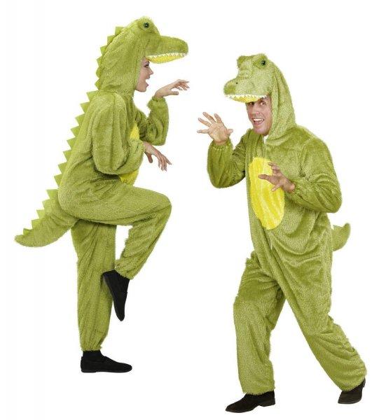 [Amazon.de-Prime]  Erwachsenenkostüm Krokodil, Overall mit Maske