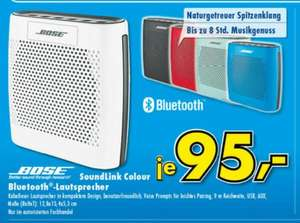 [LOKAL] Bose Soundlink Color für 95€ bei EURONICS - PVG: 110€