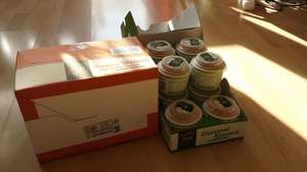 (Berlin Kaufland) Mövenpick Frozen Yogurt 2 Kisten