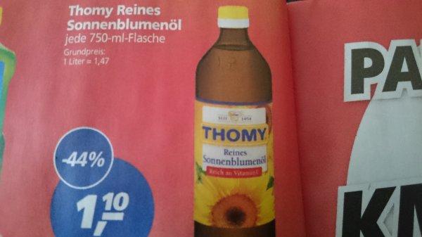 THOMY Reines Sonnenblumenoel 1,10 Euro Real