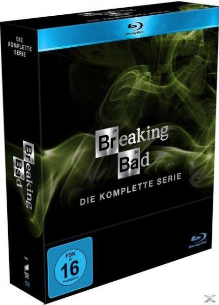 [Lokal Dortmund] Breaking Bad Komplettbox auf BR je 36,67€ (30€ mögl.), MM 3für2