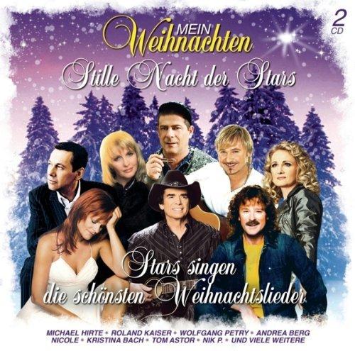 Amazon Prime:  Mein Weihnachten-Stars Singen die Schönsten Weihnachtslieder -  Doppel-CD - Nur 2,75 €