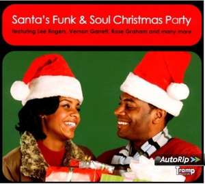 Amazon Prime : CD Sampler Santa's Funk & Soul Christmas Party  - Nur 3,00 € Inklusive kostenloser MP3-Version dieses Albums