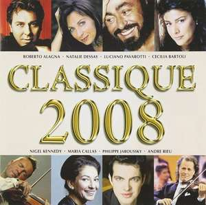 Amazon Prime: CD Classique 2008 Doppel-CD Nur 1,12 €