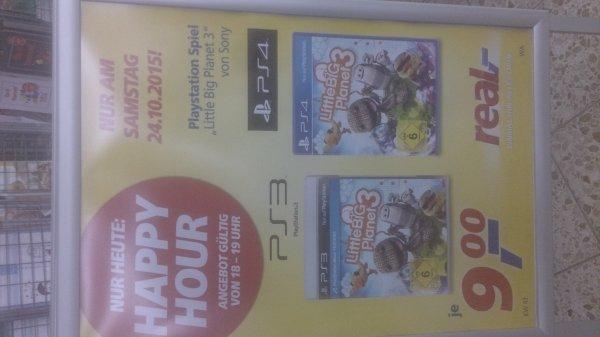 [lokal Bielefeld ]little big Planet PS 3 & PS 4 für 9,00€