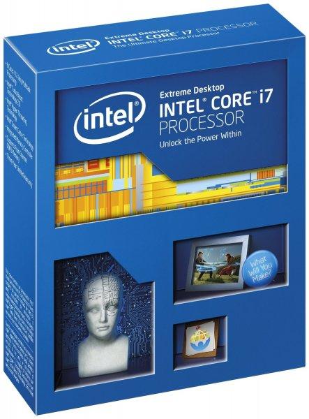 Intel Core i7 5930k 6x3,5GHz Boxed für 499,90€ bei proshop.de