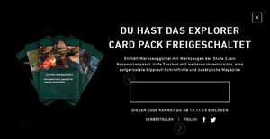 [XBOX ONE] Rise of the Tomb Raider - Explorer Card Pack DLC