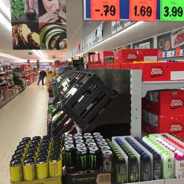 [Lidl] Monster Energy für 0,79€