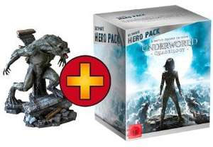 Ultimate Hero Pack inklusive Figur - (Blu-ray) - Underworld 1-4 / Spider-Man 1-3 / Ghostbusters I + II - jeweils 44€ @Saturn