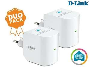 [iBOOD] D-Link Wireless Audio Extender DCH-M225 Duo-Pack (2 Stück)