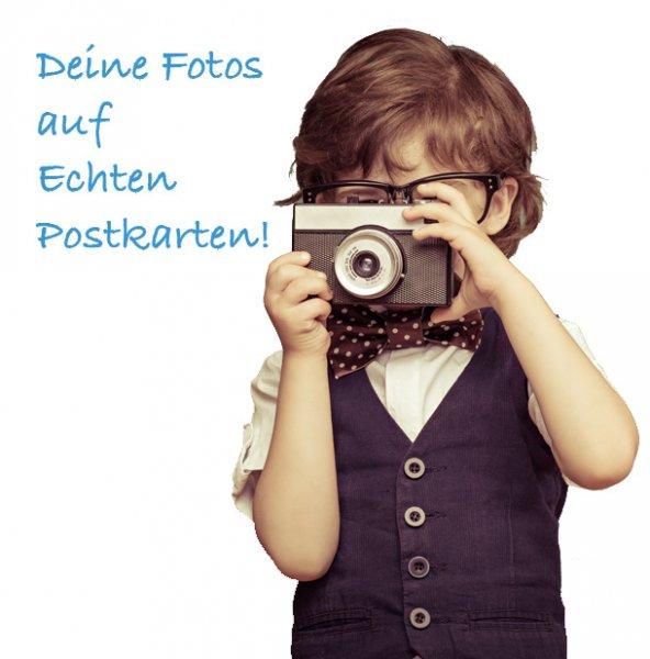 3x Postkarten mit Foto gratis bestellen