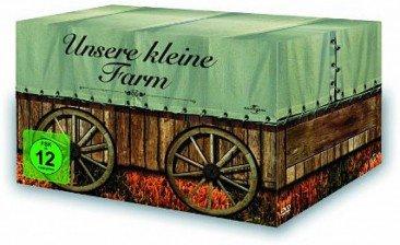 Unsere kleine Farm - Die komplette Serie / Season 01-10 / 2. Auflage (DVD) @ media-dealer