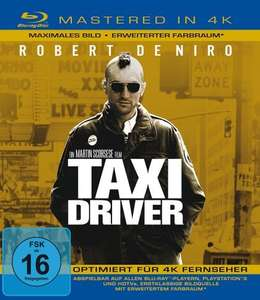 Taxi Driver - 4K Mastered (Blu-ray) @ Media_Dealer.de
