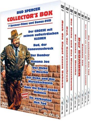 Bud Spencer Collector's Box (8 DVDs) gebraucht / sehr gut für 17,29 @ MEDIMOPS