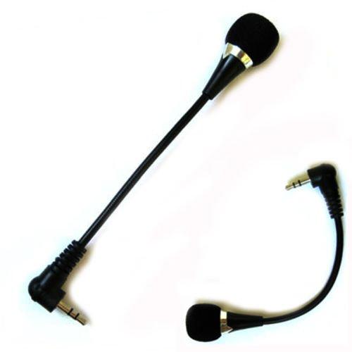 3.5mm Stereo Mikrofon Mic Plug&Play für 1,00 @ ebay