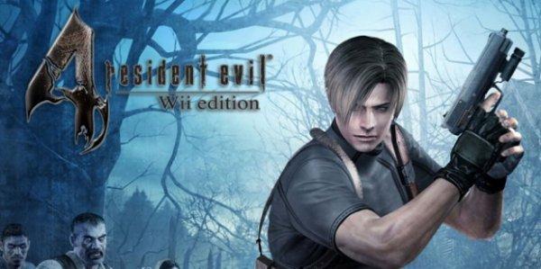 [Wii U eShop] Resident Evil 4 Wii Edition ab 29.10. mit 25% Rabatt