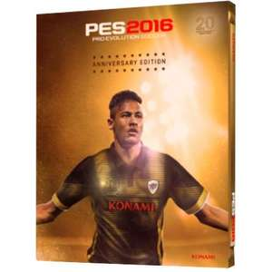 PES 2016 - Anniversary Edition Steelbook (PlayStation 4) @Amazon