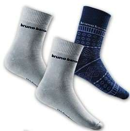 [Norma] ab 2.11. bruno-banani-Thermo-Socken 3 Paar 5,99 €