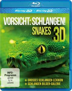 [Amazon] Real 3D Blu-ray Dokumentationen 46% reduziert