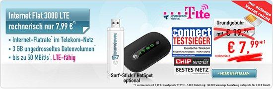 MD Telekom Internet-Flat LTE 3000 (handybude)