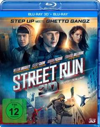 Street Run - Du bist dein Limit 3D Blu-ray (inkl. 2D-Version) @Amazon