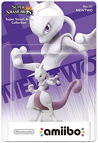[Amazon Prime & Saturn.de] Nintendo Amiibo Smash Mewtu Figur