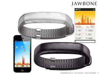 Jawbone UP2 Fitnesstracker (vgl. 89.99 €)
