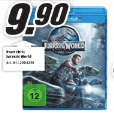 [MM Mönchengladbach] Jurassic World - Blu-Ray - für 9,90
